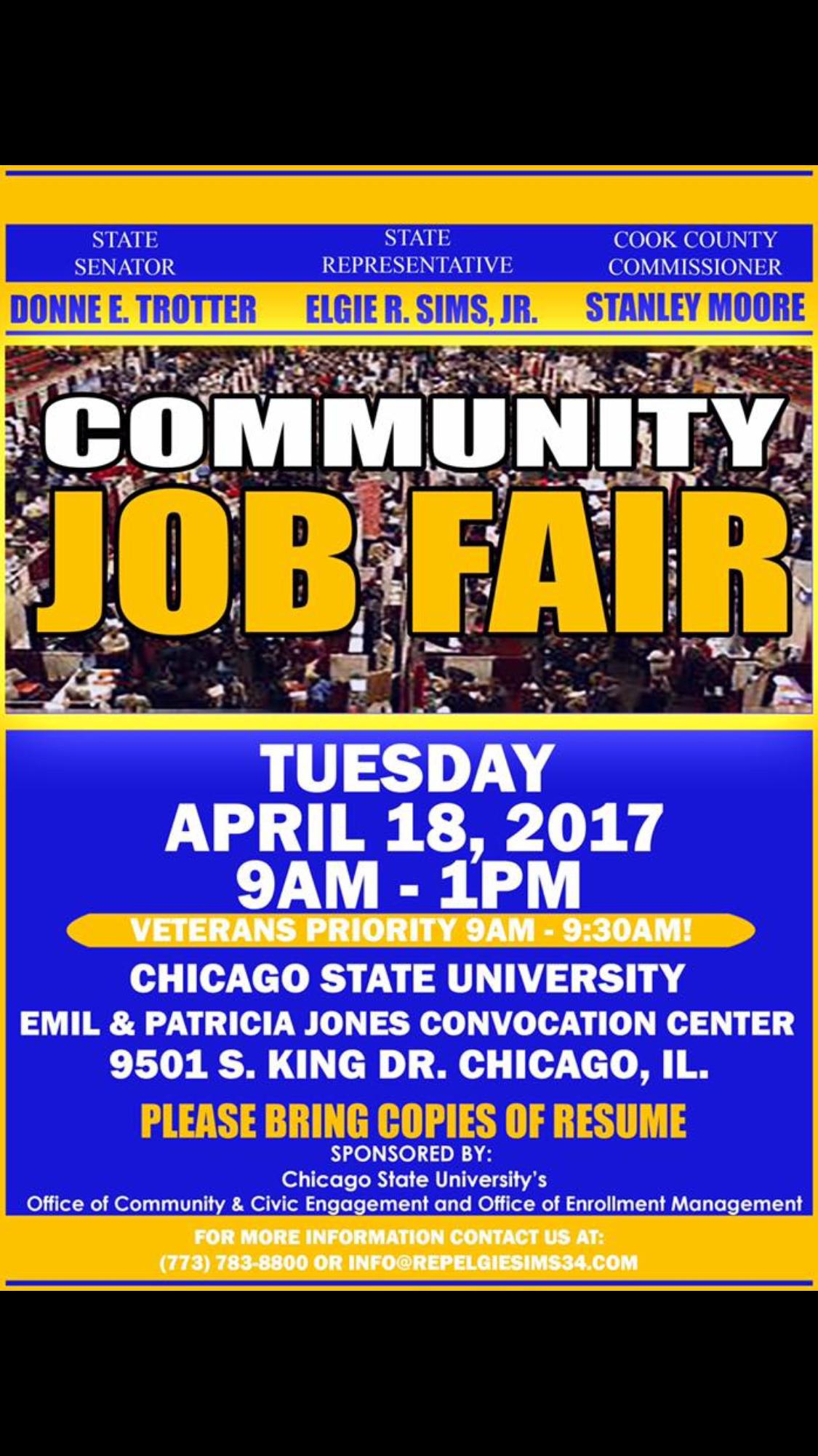 Community Job Fair | Calumet City